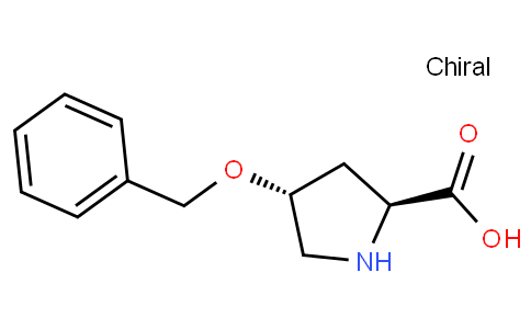 (2S,4R)-4-(benzyloxy)pyrrolidine-2-carboxylic acid