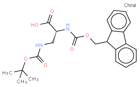 Fmoc-(N-β-Boc)-L-α,β-diaminopropionic acid