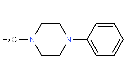 1-Methyl-4-phenylpiperazine