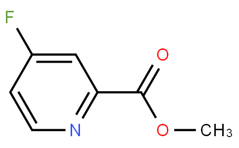 methyl 4-fluoropyridine-2-carboxylate
