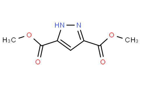 Dimethyl 1H-pyrazole-3,5-dicarboxylate