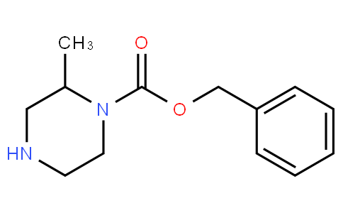 benzyl 2-methylpiperazine-1-carboxylate