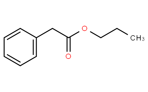 propyl 2-phenylacetate