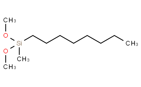 dimethoxy-methyl-octylsilane