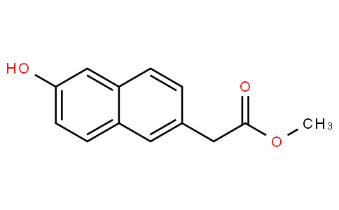 methyl 2-(6-hydroxynaphthalen-2-yl)acetate