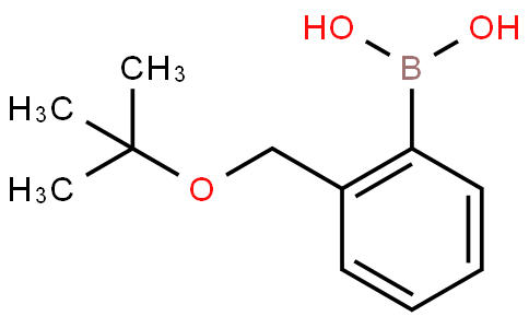 [2-[(2-methylpropan-2-yl)oxymethyl]phenyl]boronic acid