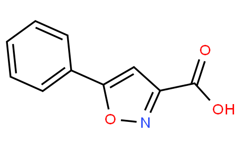 5-Phenylisoxazole-3-carboxylic Acid