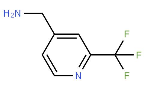 [2-(trifluoromethyl)pyridin-4-yl]methanamine