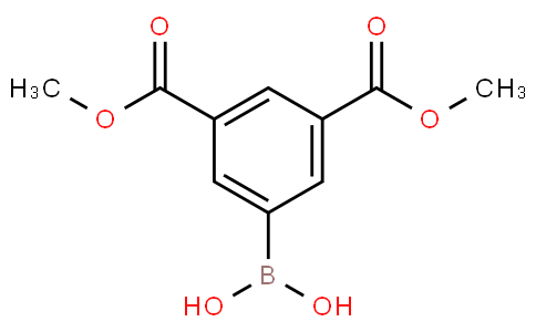 3,5-Bis(methoxycarbonyl)phenylboronic acid