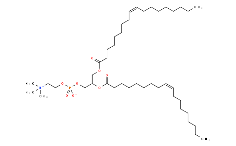 2,3-Bis[(9Z)-9-octadecenoyloxy]propyl 2-(trimethylammonio)ethyl p hosphate