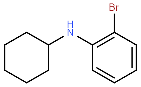2-Bromo-N-cyclohexylaniline