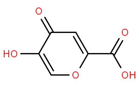 5-hydroxy-4-oxopyran-2-carboxylic acid