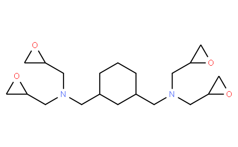 N,N,N\',N\'tetraglycidyl-1,3-bis-(aminomethyl) cyclohexane