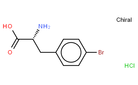 (2R)-2-amino-3-(4-bromophenyl)propanoic acid,hydrochloride