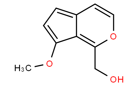 (7-methoxycyclopenta[c]pyran-1-yl)methanol