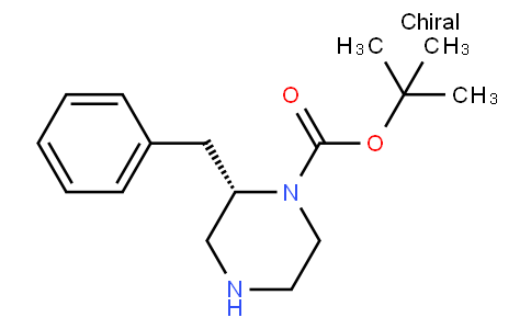 (S)-tert-Butyl 2-benzylpiperazine-1-carboxylate