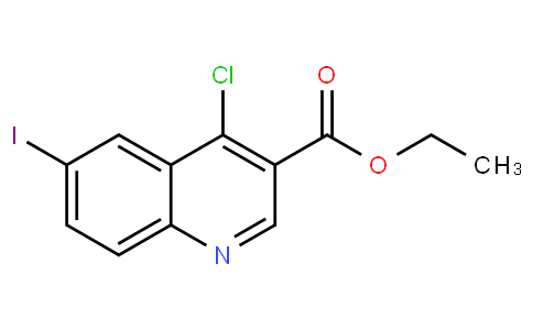 ethyl 4-chloro-6-iodoquinoline-3-carboxylate