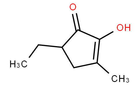 5-ethyl-2-hydroxy-3-methylcyclopent-2-en-1-one