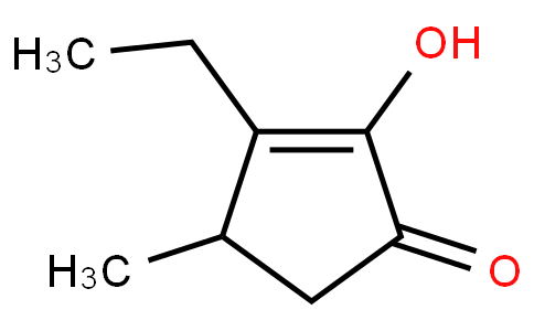 3-ethyl-2-hydroxy-4-methylcyclopent-2-en-1-one