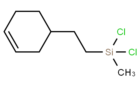 dichloro-(2-cyclohex-3-en-1-ylethyl)-methylsilane