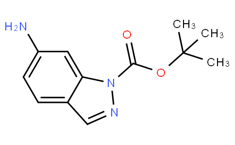tert-butyl 6-aminoindazole-1-carboxylate