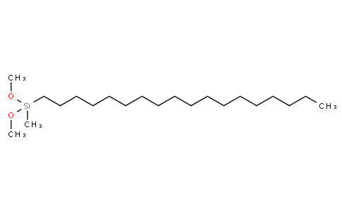 dimethoxy-methyl-octadecylsilane