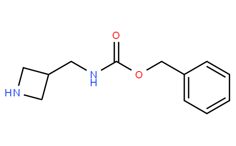 benzyl N-(azetidin-3-ylmethyl)carbamate