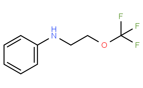 2-(Trifluoromethoxy)ethylaminobenzene