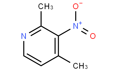 2,4-Dimethyl-3-nitropyridine_1074-76-6_Hairui Chemical