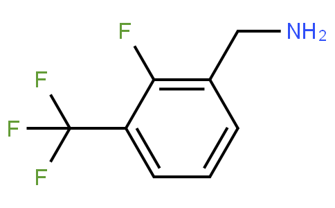 [2-fluoro-3-(trifluoromethyl)phenyl]methanamine