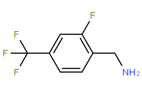 [2-fluoro-4-(trifluoromethyl)phenyl]methanamine
