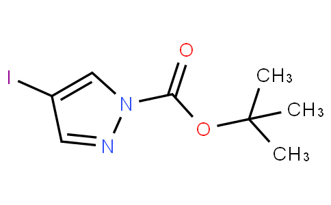tert-Butyl 4-iodo-1H-pyrazole-1-carboxylate