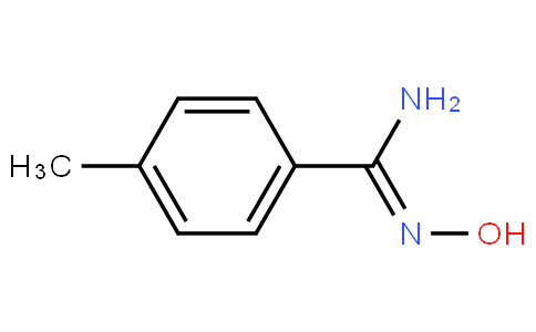 4-Methylbenzamide oxime