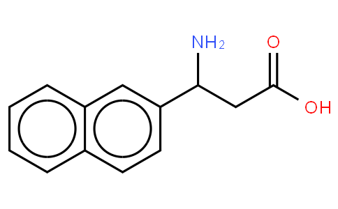 DL-3-Amino-3-(2-Naphthyl)Propionic Acid