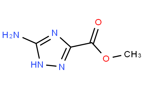 Methyl 5-Amino-1H-1,2,4-Triazole-3-Carboxylate