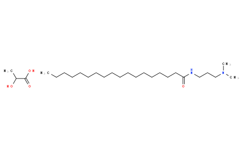 STEARAMIDOPROPYL DIMETHYLAMINE LACTATE