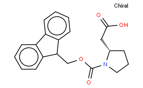 Fmoc-(S)-(-)-piperidine-2-carboxylic acid