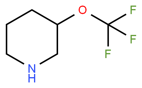 3-(TRIFLUOROMETHOXY)PIPERIDINE