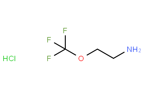 2-(TRIFLUOROMETHOXY)ETHYLAMINE, HYDROCHLORIDE