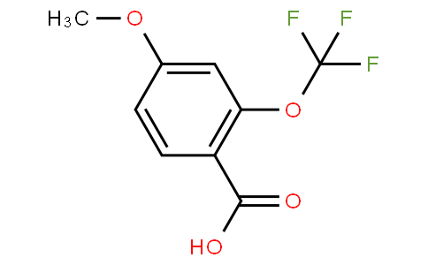 4-Methoxy-2-(trifluoromethoxy)benzoic acid