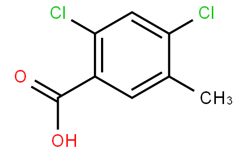 2,4-Dichloro-5-methylbenzoic acid