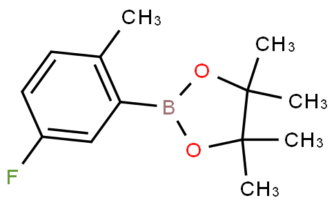 5-Fluoro-2-methylphenylboronic acid pinacol ester