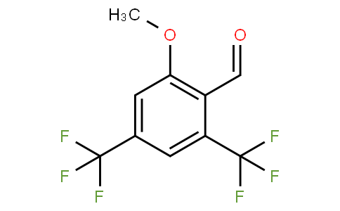2-Methoxy-4,6-bis(trifluoromethyl)benzaldehyde